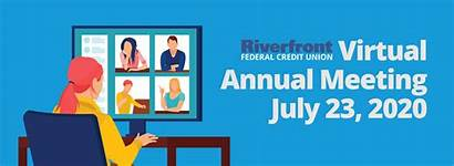 Meeting Annual Union Credit Notice Riverfront