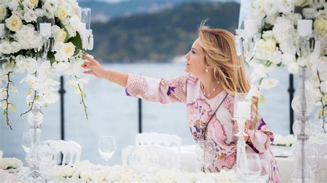 Chit Chat With Leading Turkish Luxury Wedding Planner
