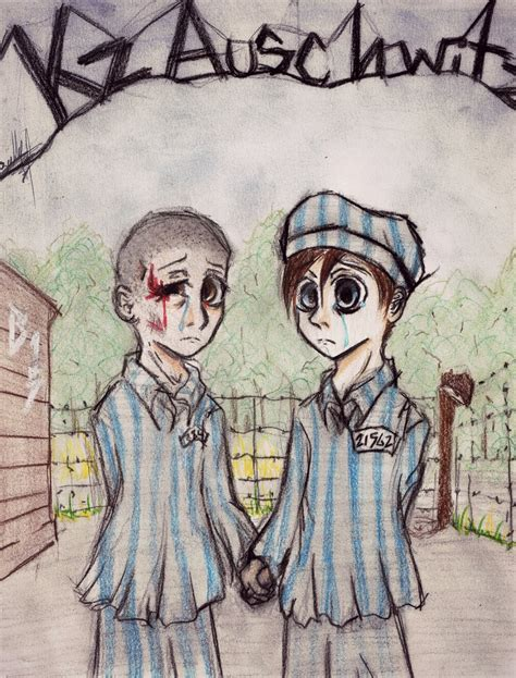 boy   striped pyjamas  kzksm  deviantart