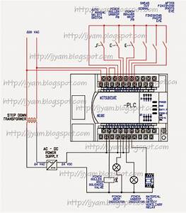 Basic Plc Program For Control Of A Three Wiring Diagram