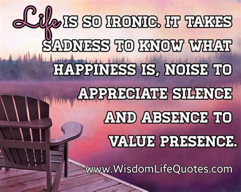 life   ironic wisdom life quotes