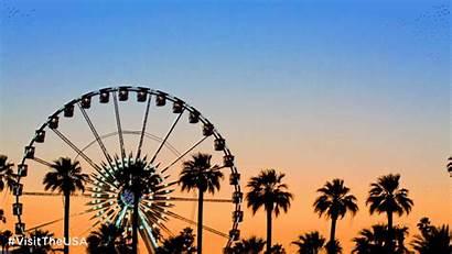 Festival Coachella Giphy Visit Usa Animated Gifs
