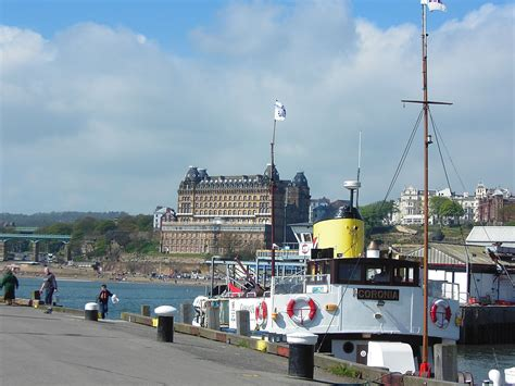 Scarborough - North Yorkshire - England ( The Grand Hotel ...