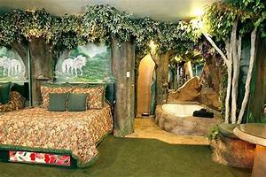Discover, The, Magic, In, This, Delightful, Enchanted, Forest, Throughout, Forest, Themed, Bedroom