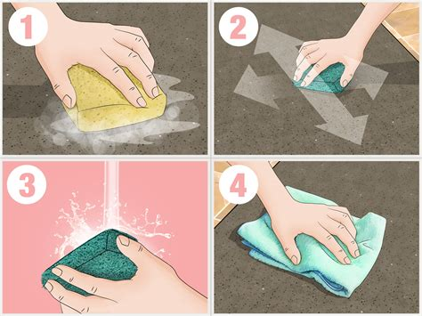 corian it 3 ways to maintain a corian countertop wikihow