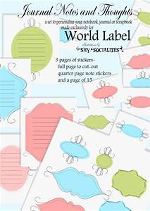 Labels for journal notes and thoughts worldlabel blog for World label blog