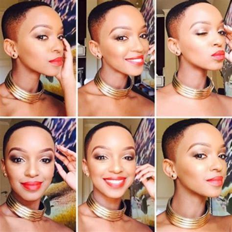 May Cover Star Nandi Mngoma's Gorgeous Hair Evolution