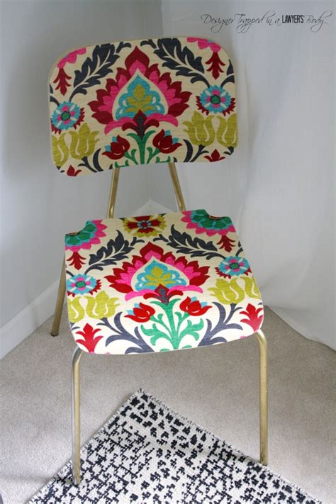 relooker chaise 40 decoupage ideas for simple projects