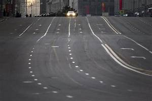 Moscow Preparing for the Parade