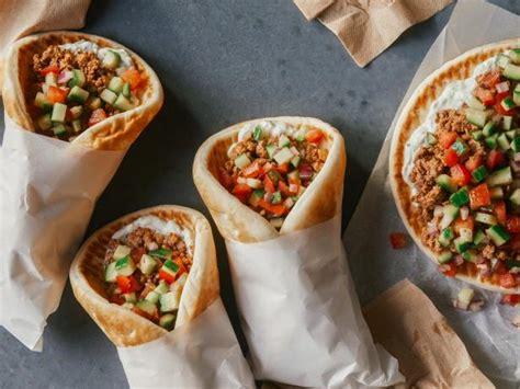 greek taco recipe jeff mauro food network
