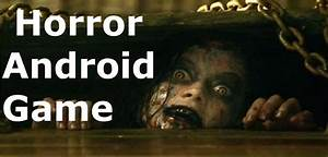 Top 5 Horror Game for Android Mobile