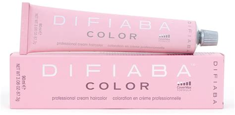 Difiaba Professional Haircolor