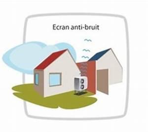 pompes a chaleur implantation et environnement acoustique With solution anti bruit appartement