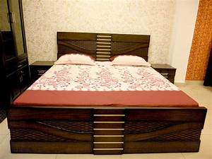 wooden double beds wooden furniture store in kirti nagar With hometown bedroom furniture kolkata