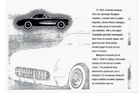 chevrolet corvette  zr  owners manual