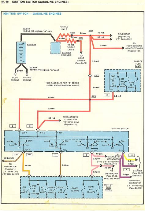 Chevy Truck Wiring Diagram Buick Ignition Switch