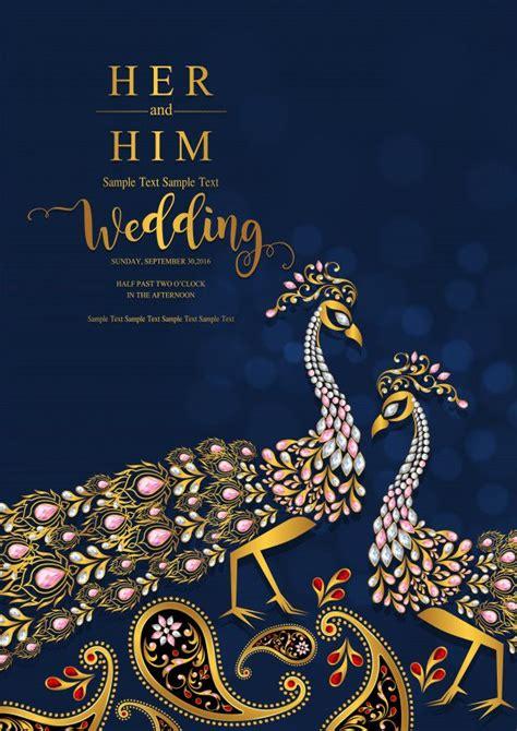 indian wedding invitation card templates indian wedding