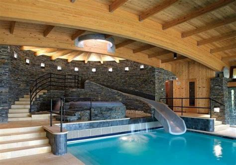 18 Brilliant Indoor Pools That Everyone Will Love