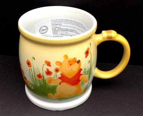 Disney store winnie the pooh and friends rainbow mug. DISNEY STORE Mug WATERCOLOR WINNIE THE POOH Cup 20 oz NEW | eBay