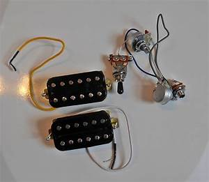 Paul Reed Smith Prs Santana Se Humbucker Pickup Set  245