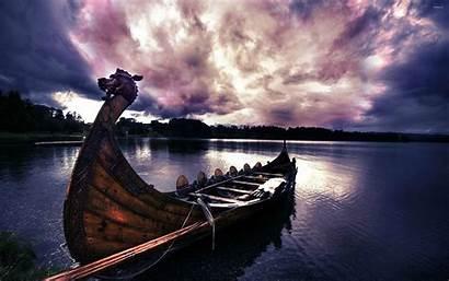 Viking Ship Boat Wallpapersafari