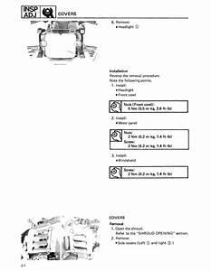 1994 Yamaha Viking Vk 540 Series Snowmobile Service Repair Manual