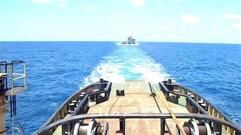 Tug Boat Singapore by Ocean Going Tug Singapore Youtube