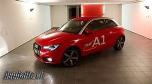 Essai Audi A1 : essai audi a1 tout d une grande page 2 ~ Medecine-chirurgie-esthetiques.com Avis de Voitures