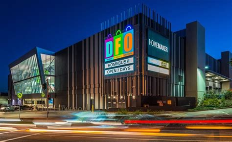 where s the best factory outlet in sydney sydney