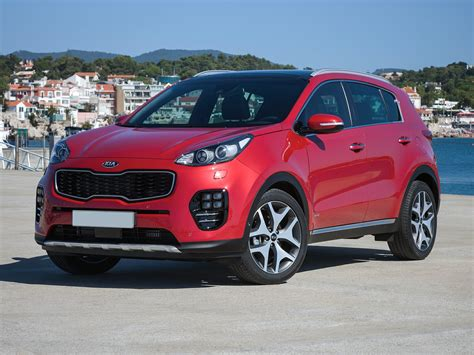 New 2018 Kia Sportage  Price, Photos, Reviews, Safety