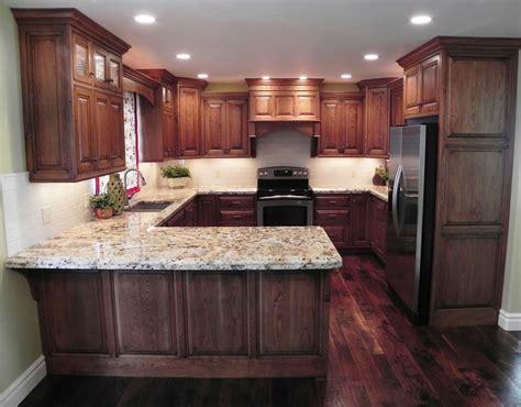 Home Decor Flooring : Dark Wood Floors Brown Leather Furniture For Floor