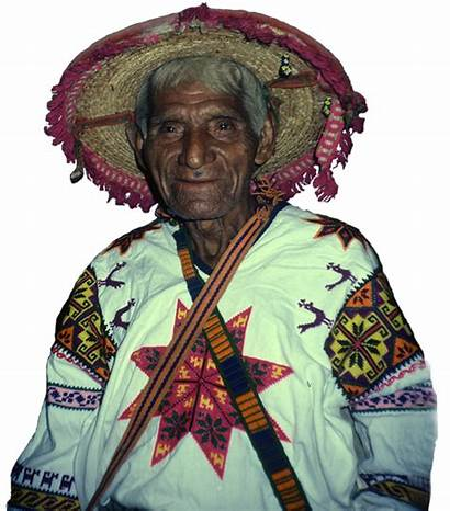 Don Huichol Jose Indians Shamanism Matsuwa Mexico