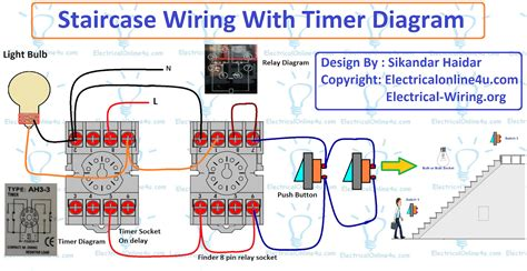 Timer Wiring Pin Diagram by Pin On Elec