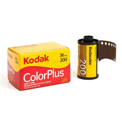 kodak colorplus  mm film