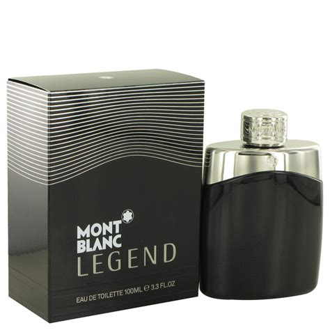 list of fragrances by mont blanc
