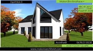 HD wallpapers maison contemporaine toiture zinc