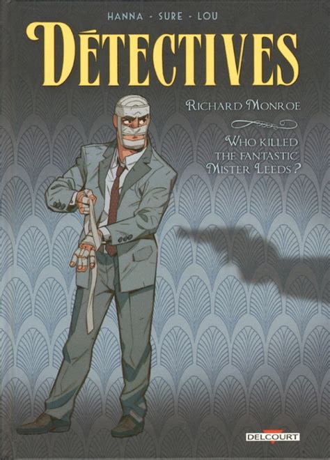 mister cuisine détectives delcourt 2 richard who killed the