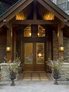 Small Home Entrance Decorating Ideas With Lighting On ...