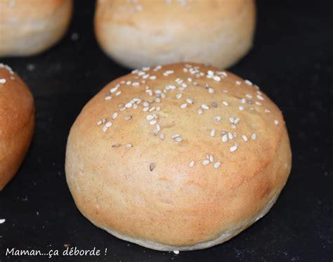 hervé cuisine hamburger buns moelleux blogs de cuisine