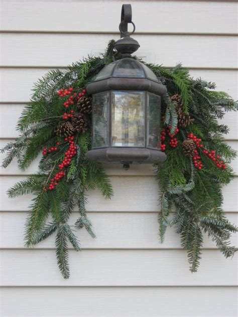 outdoor christmas decorations ideas  pinterest