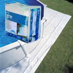 Tapis Piscine Hors Sol : tapis de sol pour piscine gre diam 550 cm ~ Dailycaller-alerts.com Idées de Décoration