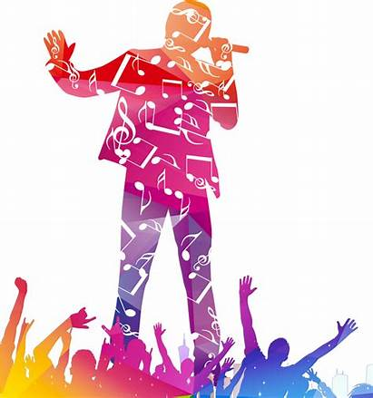 Clipart Competition Singer Singing Sing Transparent Clip