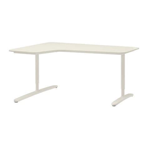 bureau d angle ikea bekant bureau d 39 angle gch blanc ikea