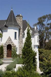 French Normandy Castle - Transitional - Exterior - los