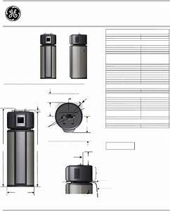 Ge Water Heater Geh50dnsrsa User Guide