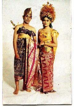 culture  indonesia berbagai baju adat  berbagai macam budaya daerah