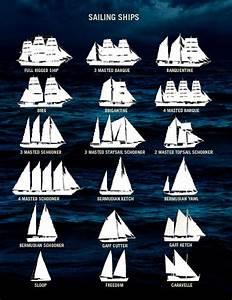 Famous Ships Go Nautical