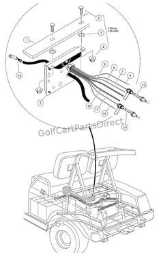 whats the correct way to wire my voltage reducer and fuse block golf carts golf cart repair
