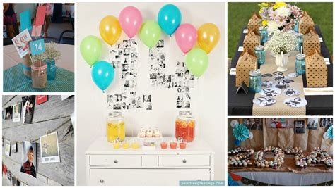 10 most creative birthday party themes for top 5 graduation party ideas pear tree