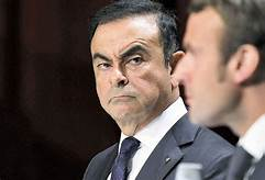 Carlos Ghosn cannot stay, says Renault union chief…